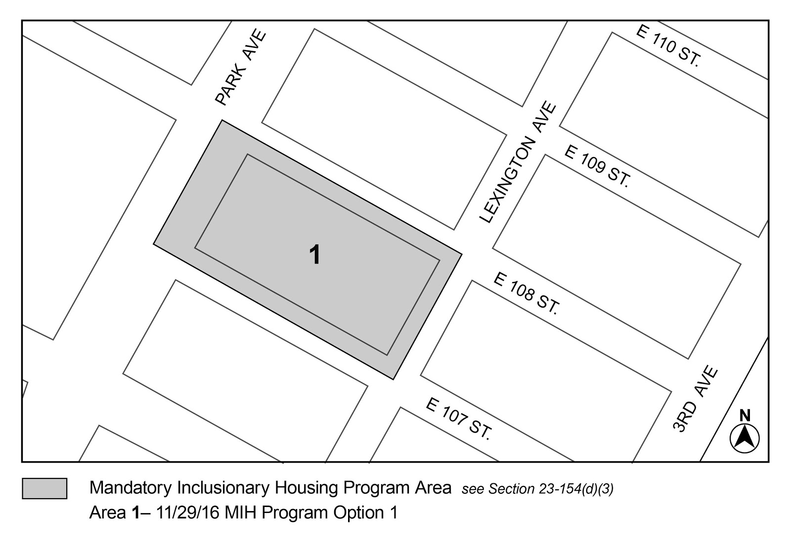 Zoning Resolutions F-Inclusionary Housing Designated Areas and Mandatory Inclusionary Housing Areas_2.100