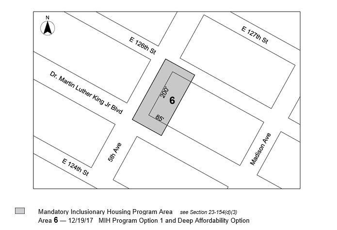 Zoning Resolutions F-Inclusionary Housing Designated Areas and Mandatory Inclusionary Housing Areas_2.105