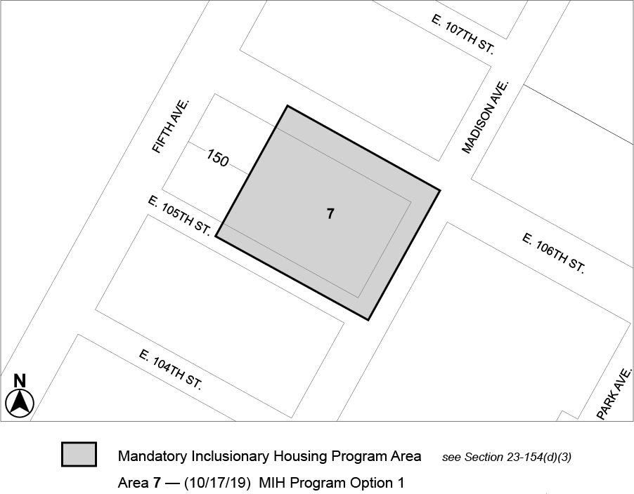 Zoning Resolutions F-Inclusionary Housing Designated Areas and Mandatory Inclusionary Housing Areas_2.106