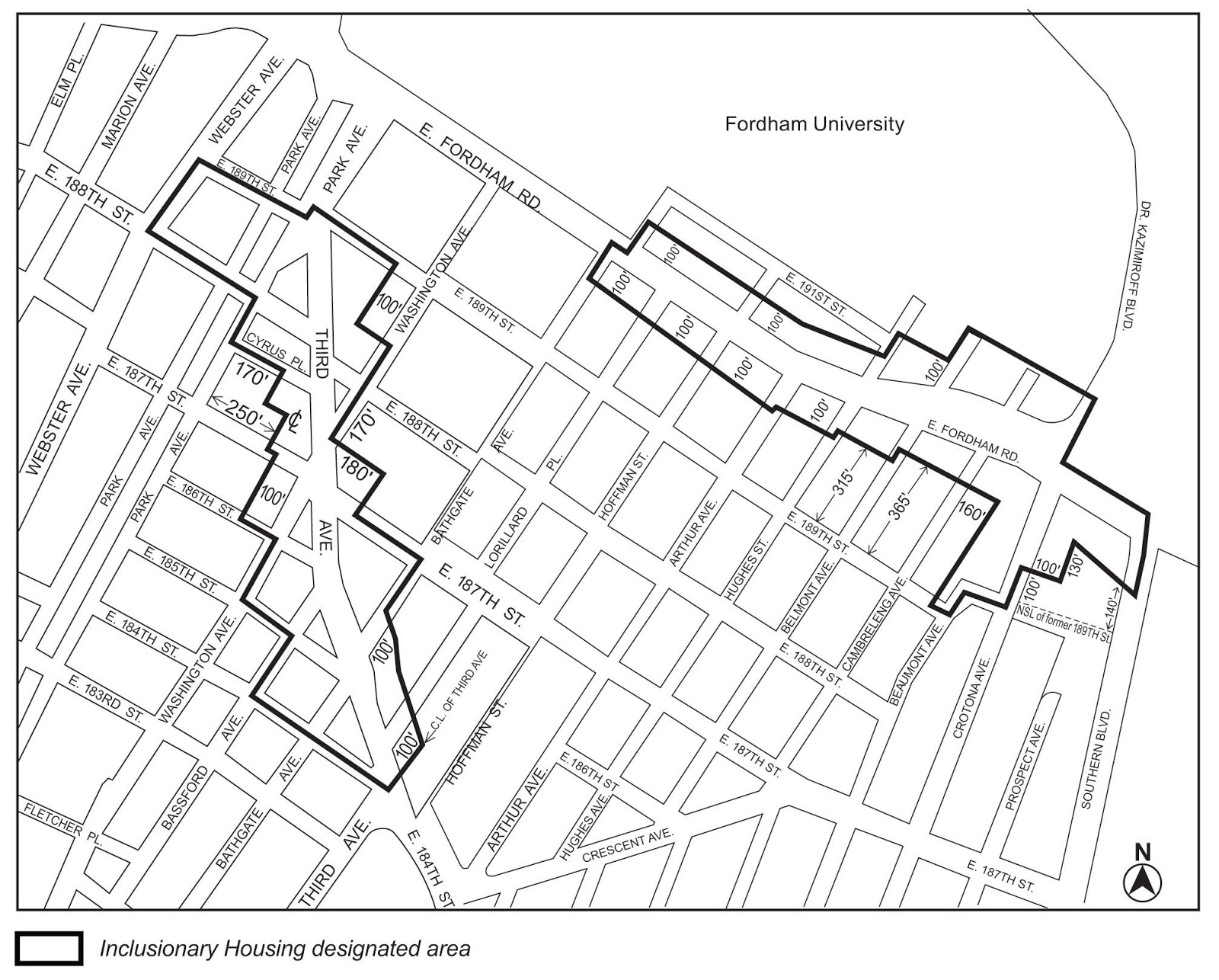 Zoning Resolutions F-Inclusionary Housing Designated Areas and Mandatory Inclusionary Housing Areas_2.20
