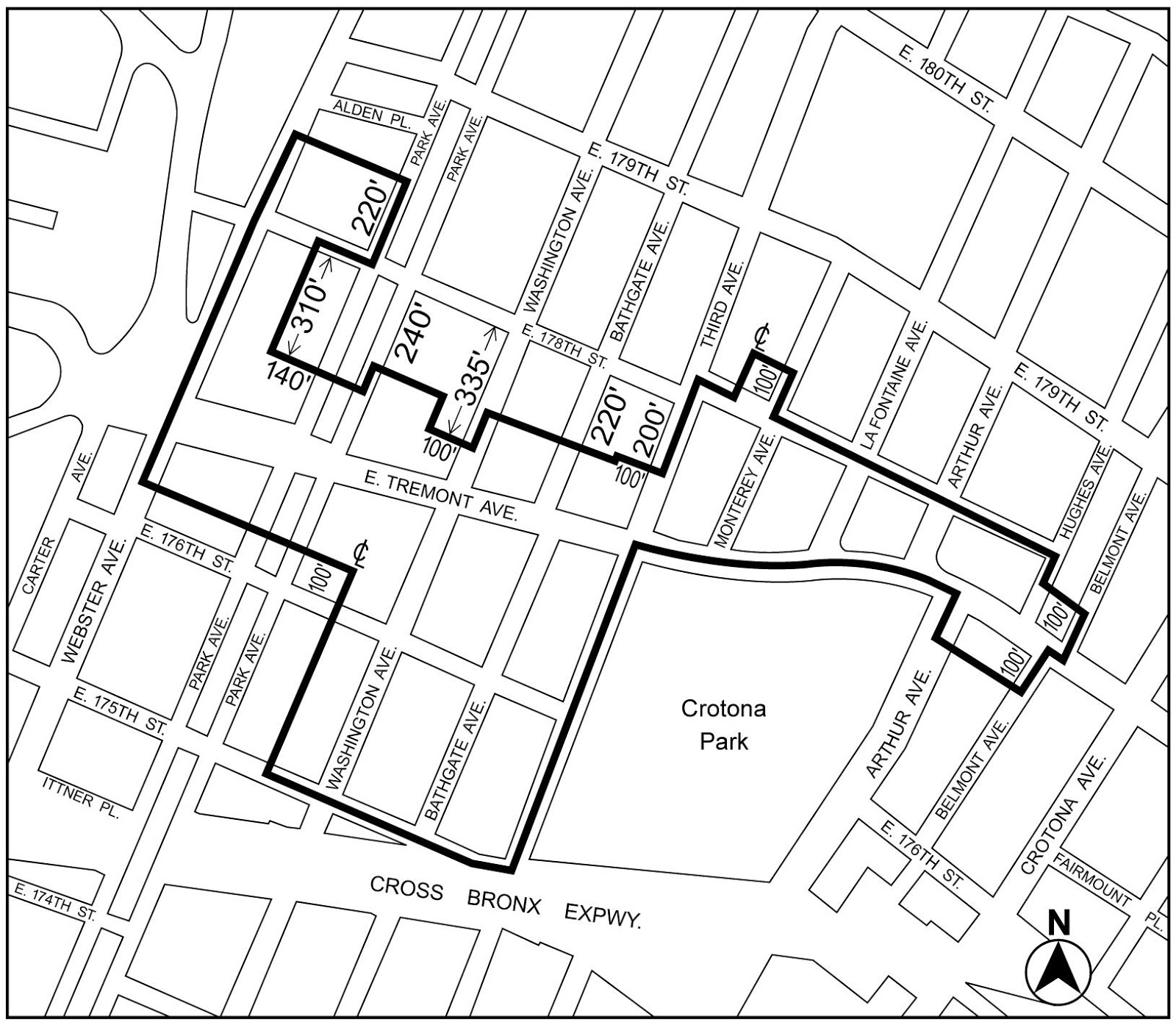 Zoning Resolutions F-Inclusionary Housing Designated Areas and Mandatory Inclusionary Housing Areas_2.22