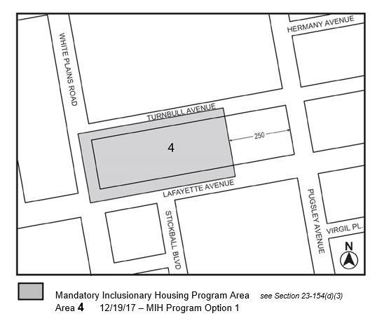 Zoning Resolutions F-Inclusionary Housing Designated Areas and Mandatory Inclusionary Housing Areas_2.30