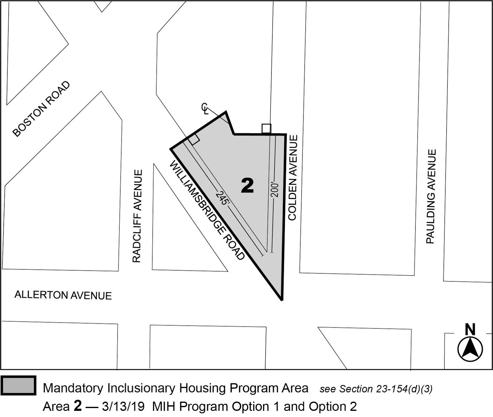 Zoning Resolutions F-Inclusionary Housing Designated Areas and Mandatory Inclusionary Housing Areas_2.33