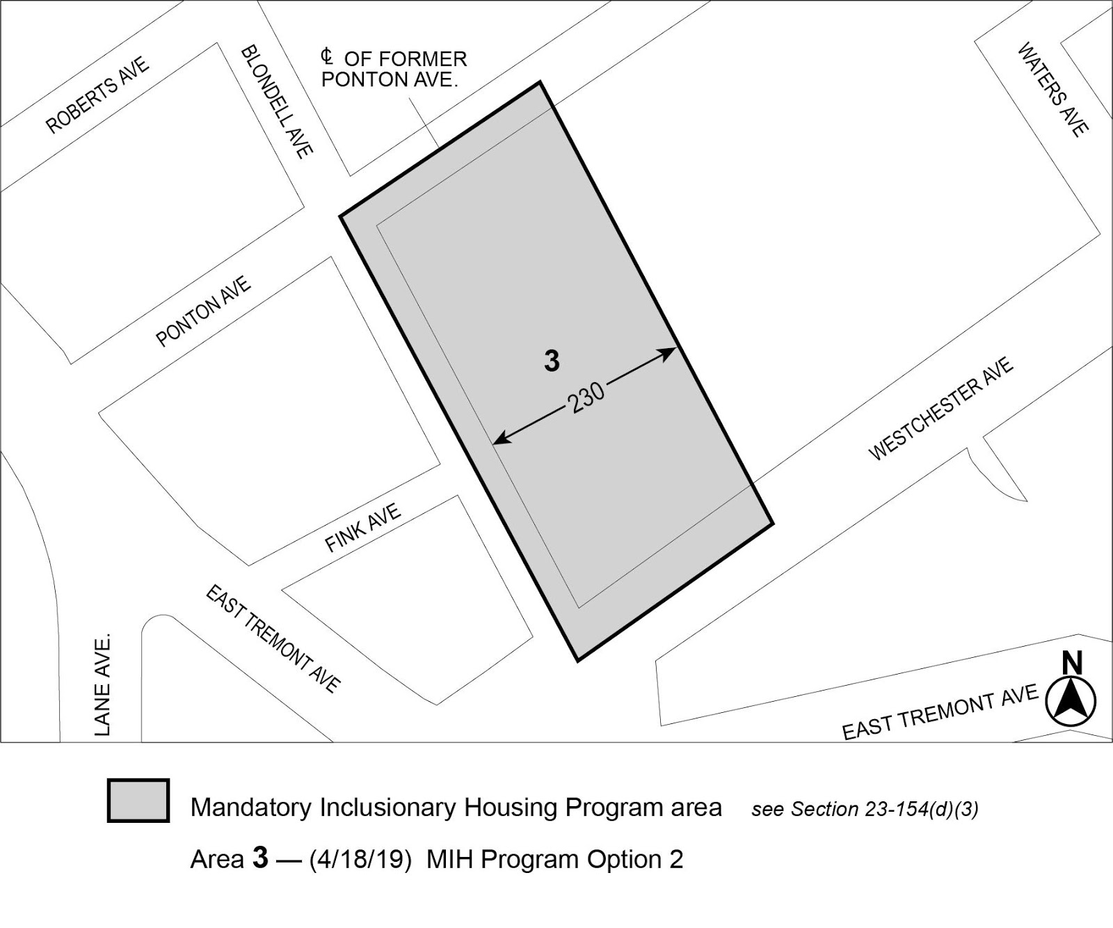 Zoning Resolutions F-Inclusionary Housing Designated Areas and Mandatory Inclusionary Housing Areas_2.34
