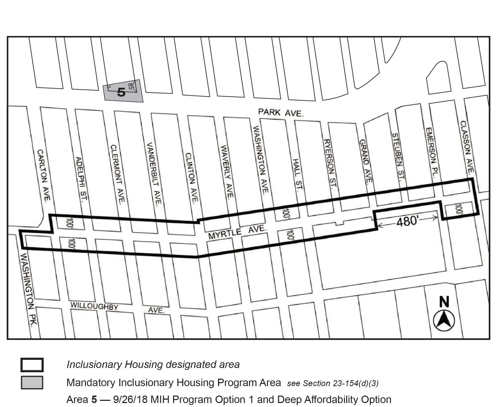 Zoning Resolutions F-Inclusionary Housing Designated Areas and Mandatory Inclusionary Housing Areas_2.40