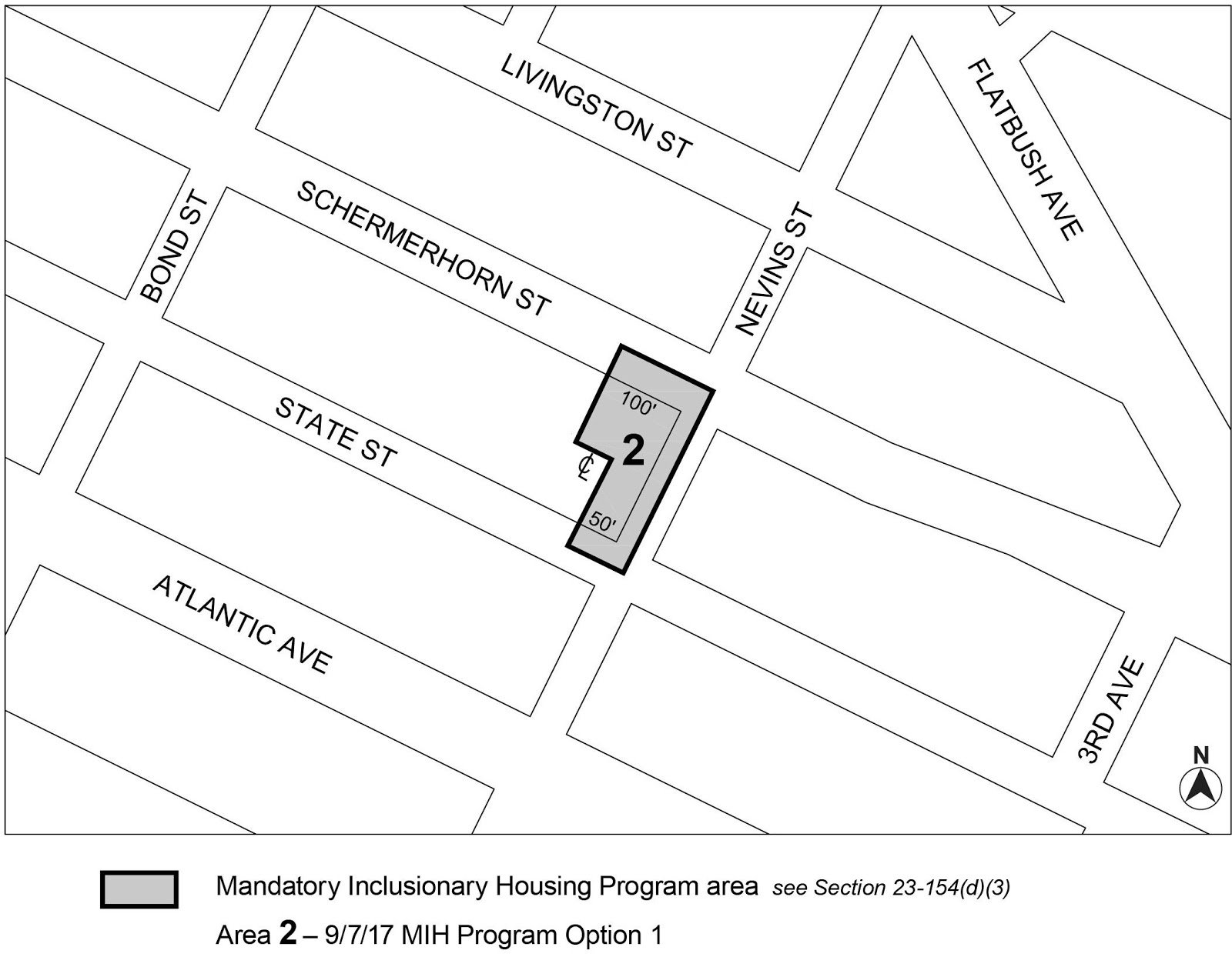 Zoning Resolutions F-Inclusionary Housing Designated Areas and Mandatory Inclusionary Housing Areas_2.45