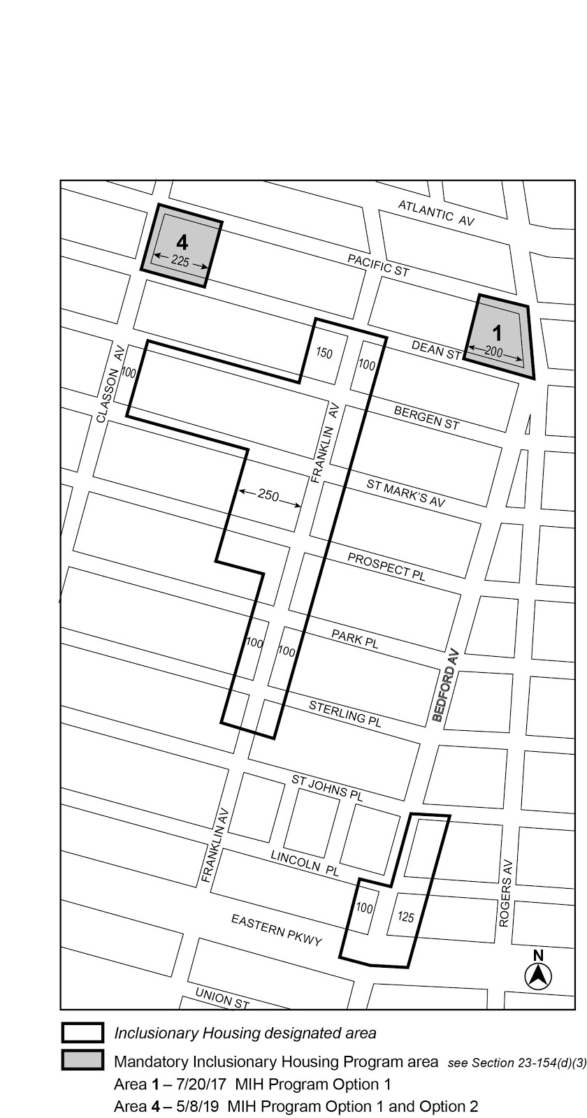 Zoning Resolutions F-Inclusionary Housing Designated Areas and Mandatory Inclusionary Housing Areas_2.64