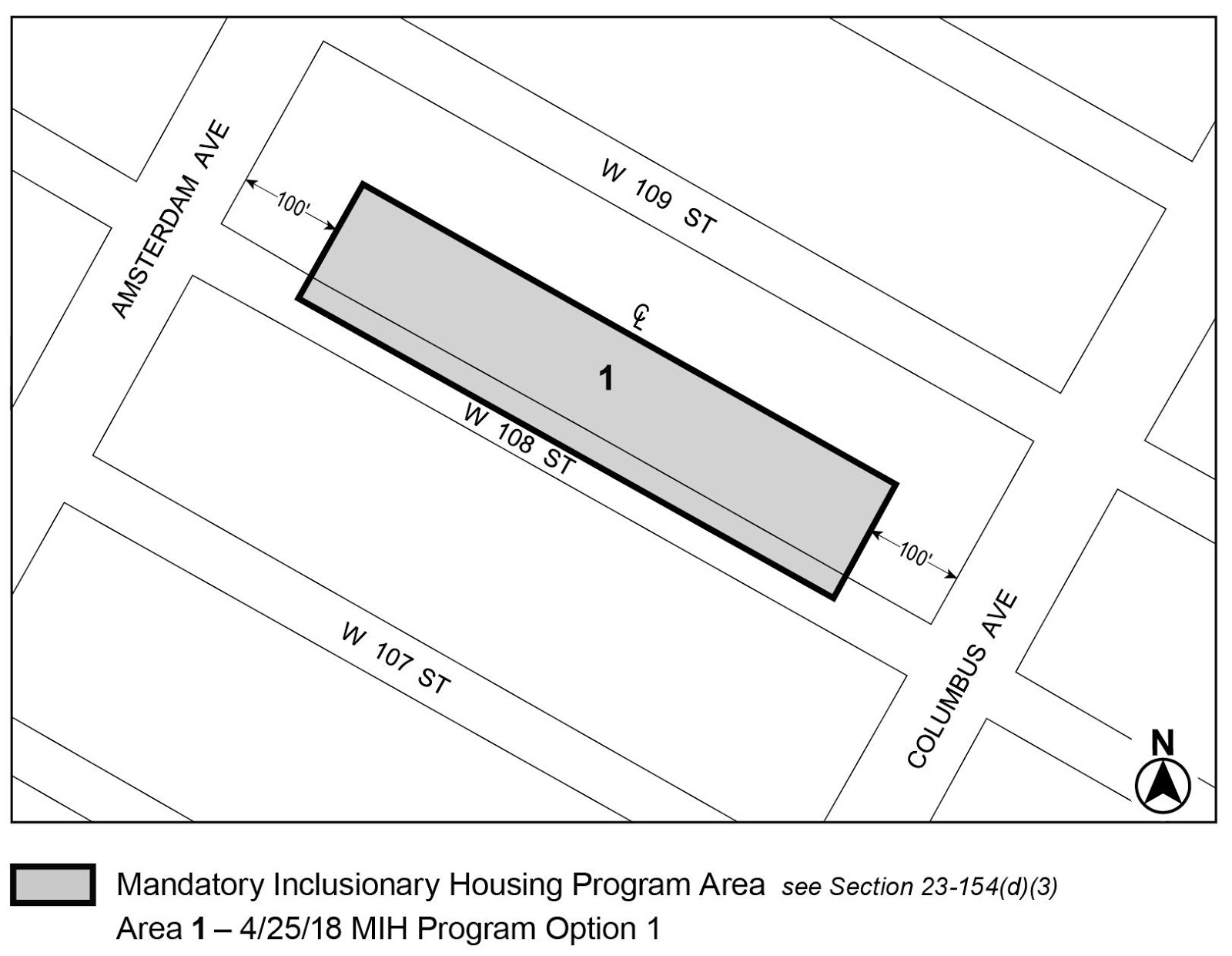 Zoning Resolutions F-Inclusionary Housing Designated Areas and Mandatory Inclusionary Housing Areas_2.96