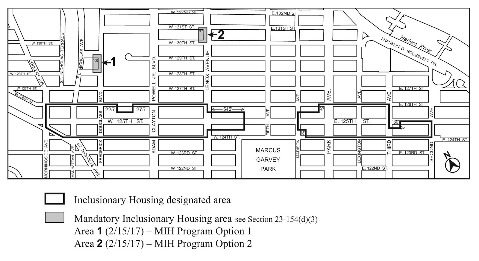 Zoning Resolutions F-Inclusionary Housing Designated Areas and Mandatory Inclusionary Housing Areas_2.97