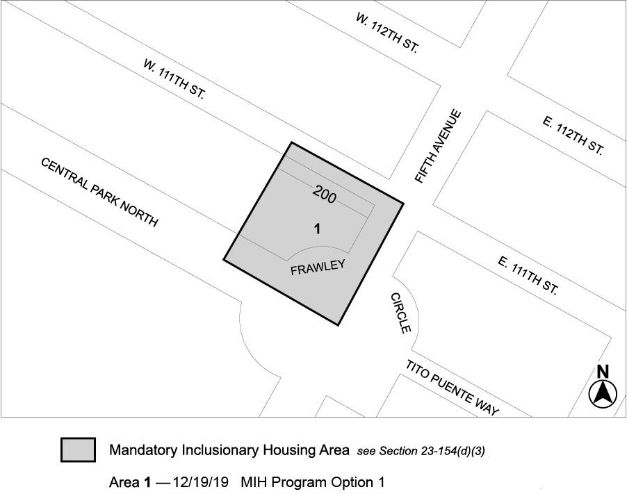 Zoning Resolutions F-Inclusionary Housing Designated Areas and Mandatory Inclusionary Housing Areas_2.99