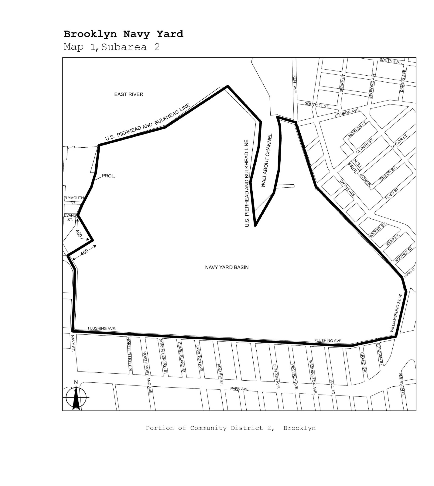 Zoning Resolutions J-Designated Areas Within Manufacturing Districts.20