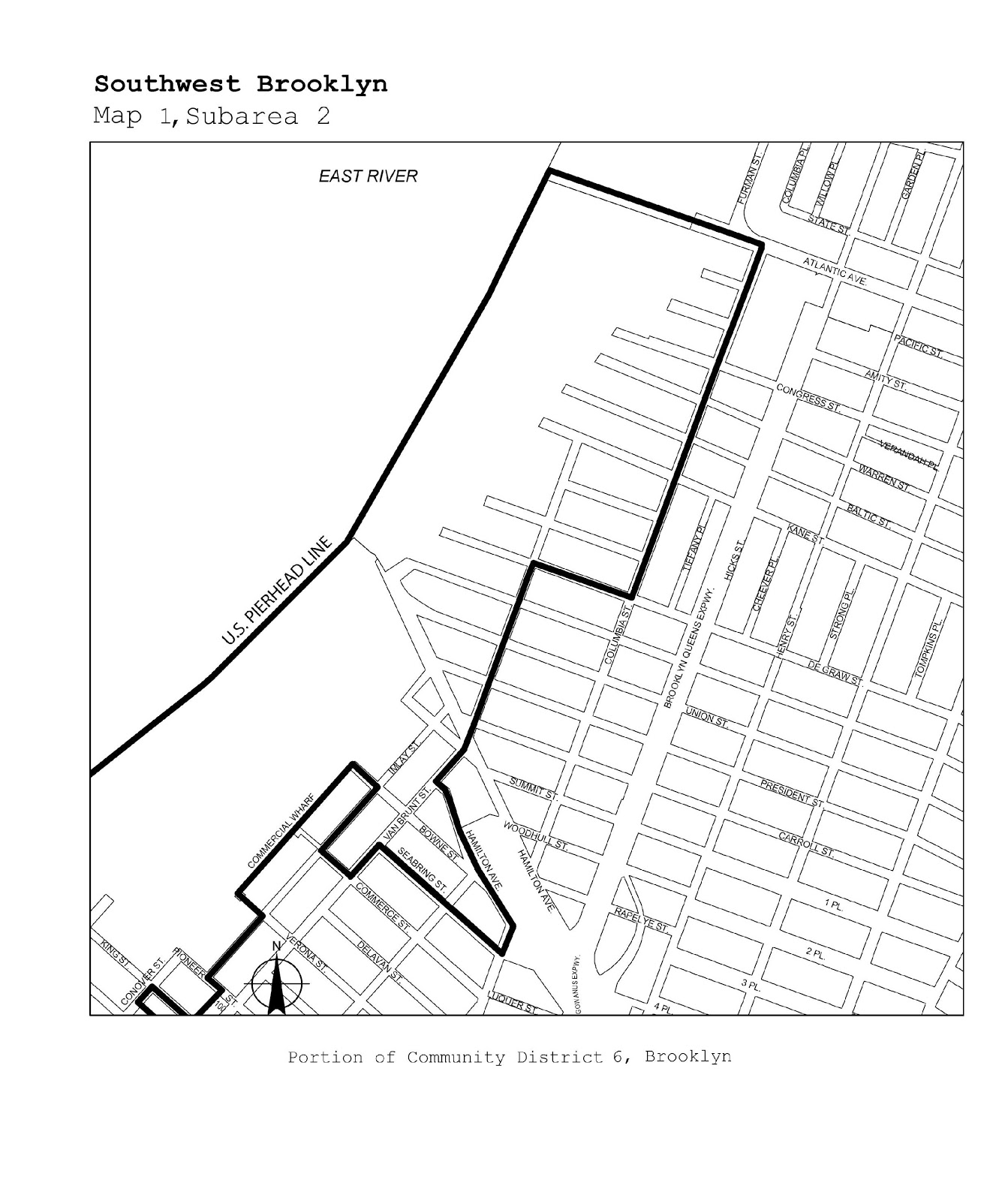Zoning Resolutions J-Designated Areas Within Manufacturing Districts.21