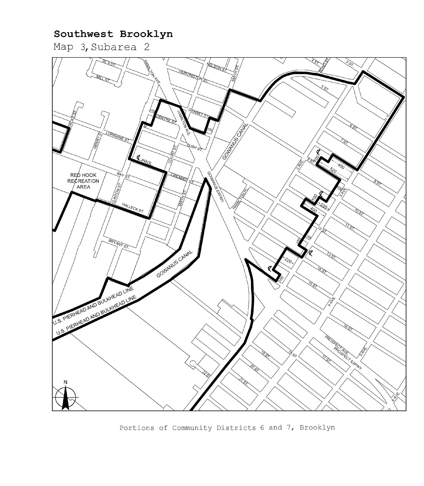 Zoning Resolutions J-Designated Areas Within Manufacturing Districts.23