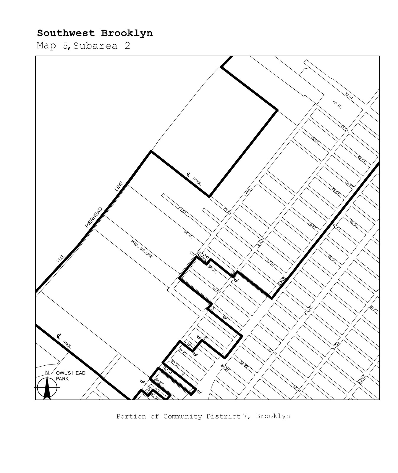 Zoning Resolutions J-Designated Areas Within Manufacturing Districts.25