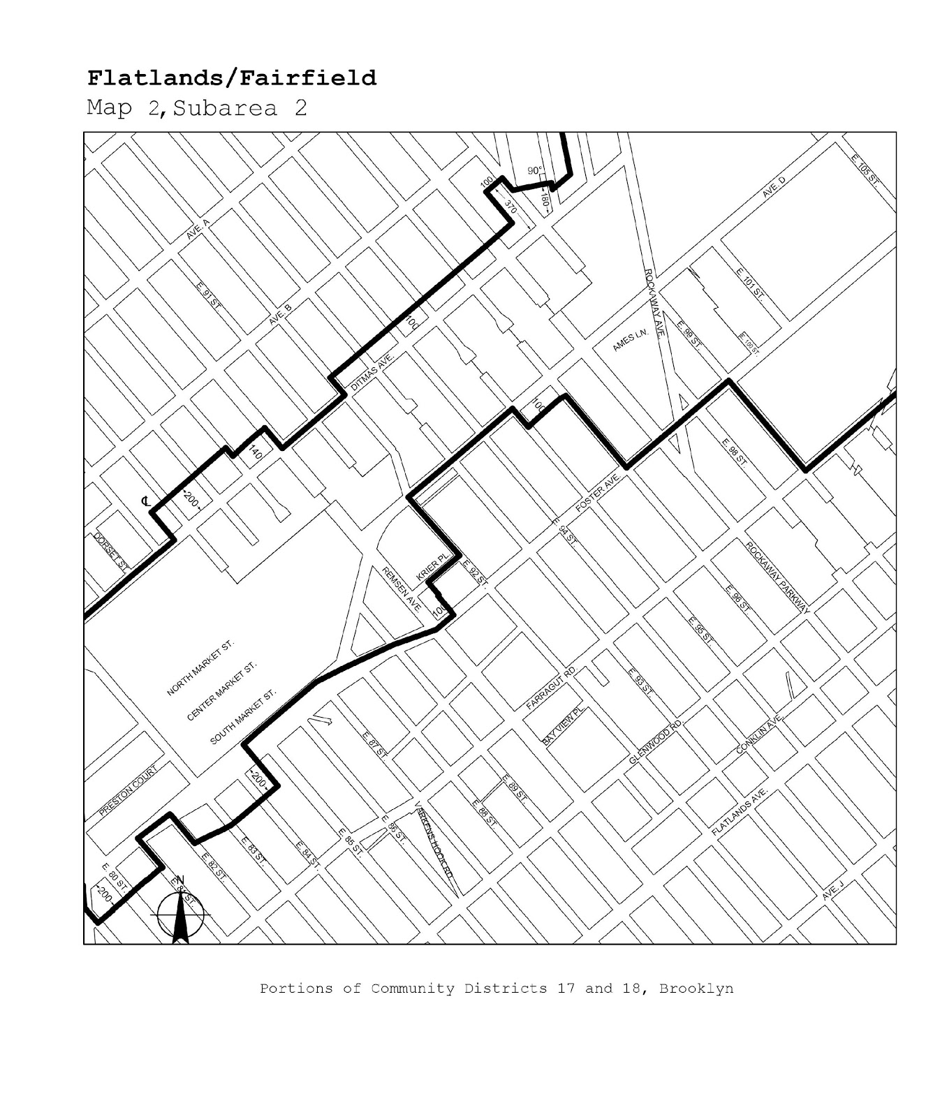 Zoning Resolutions J-Designated Areas Within Manufacturing Districts.27