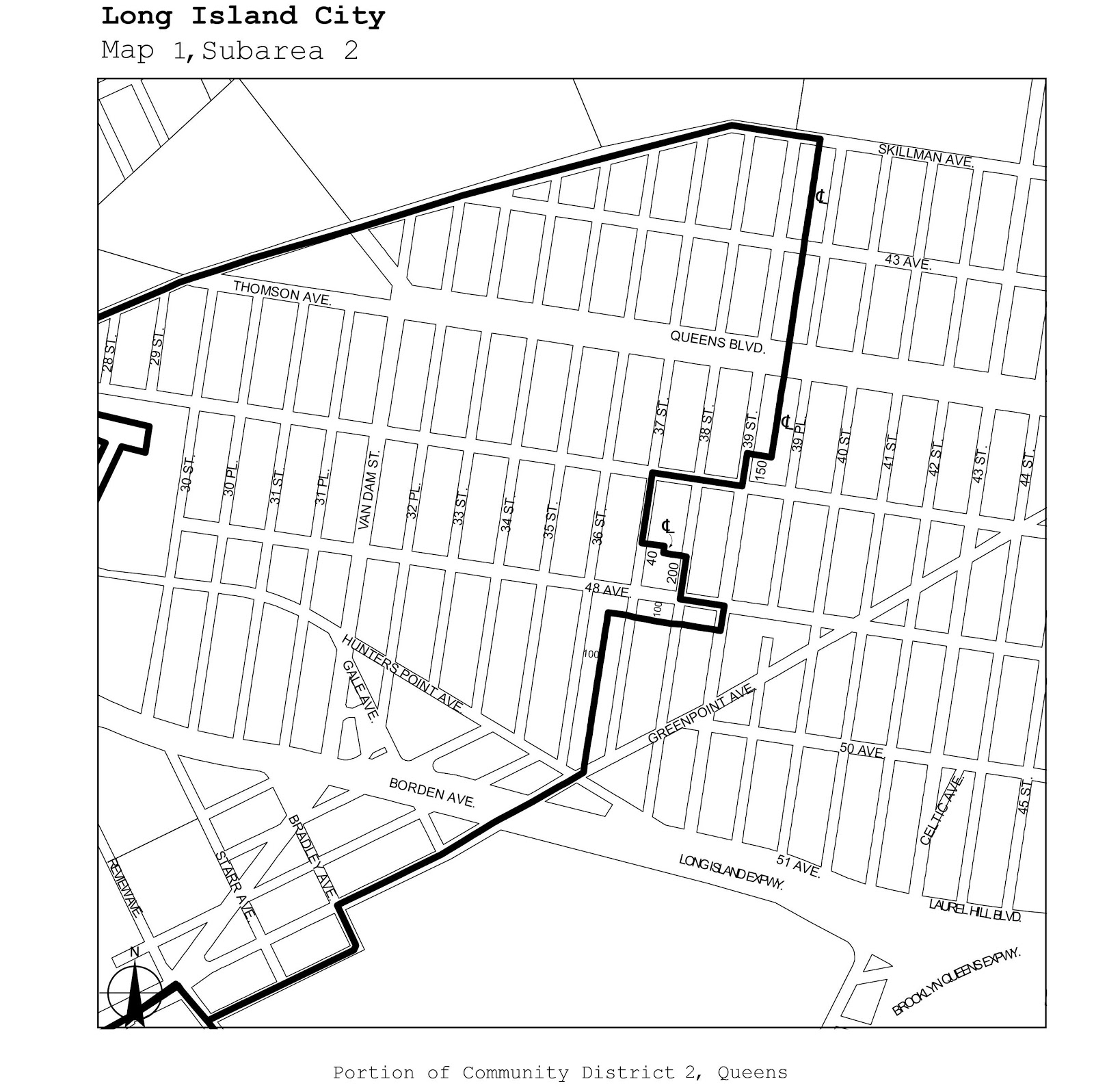 Zoning Resolutions J-Designated Areas Within Manufacturing Districts.41