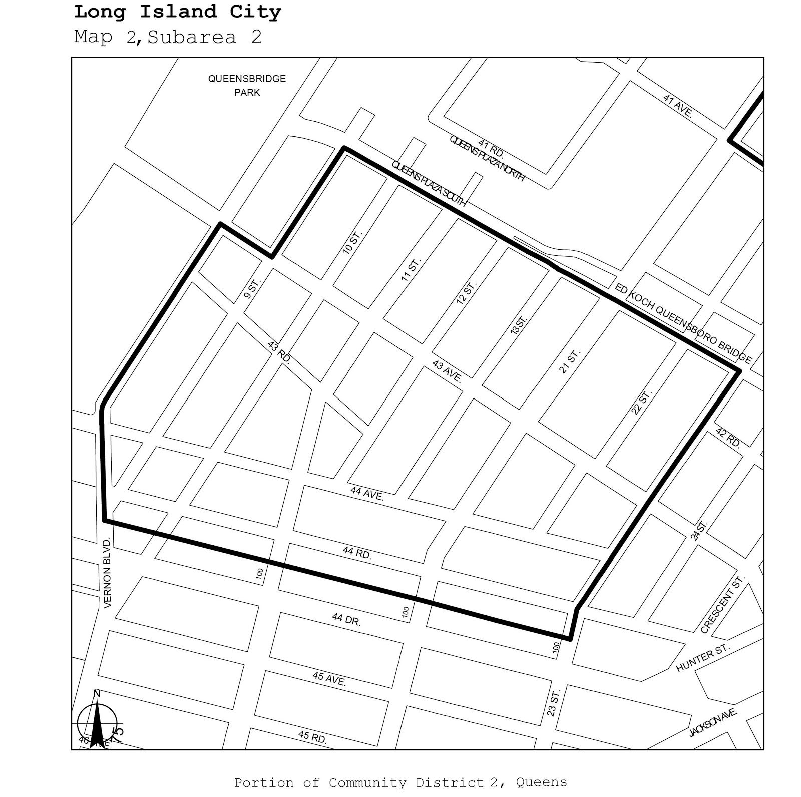 Zoning Resolutions J-Designated Areas Within Manufacturing Districts.42