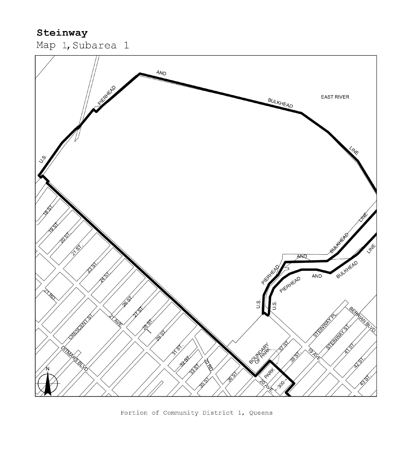 Zoning Resolutions J-Designated Areas Within Manufacturing Districts.46