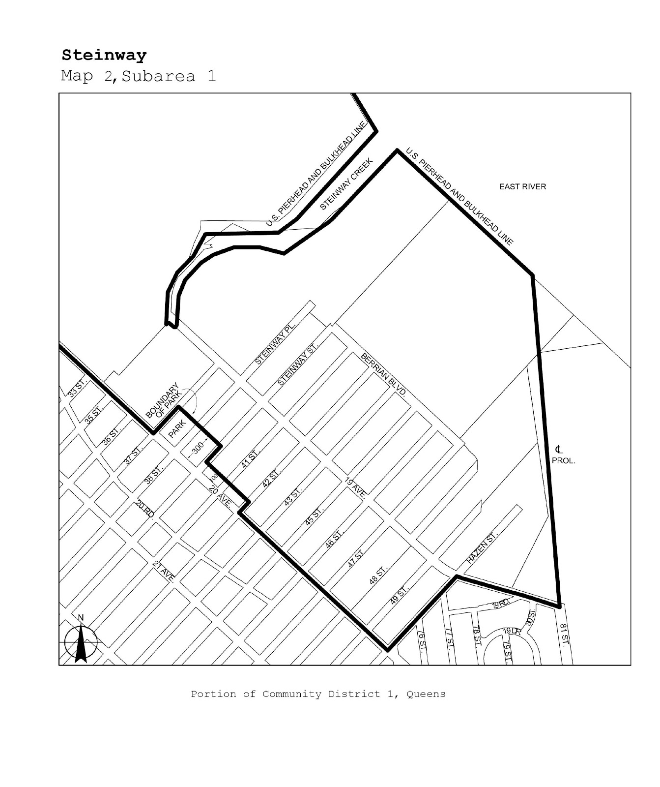 Zoning Resolutions J-Designated Areas Within Manufacturing Districts.47
