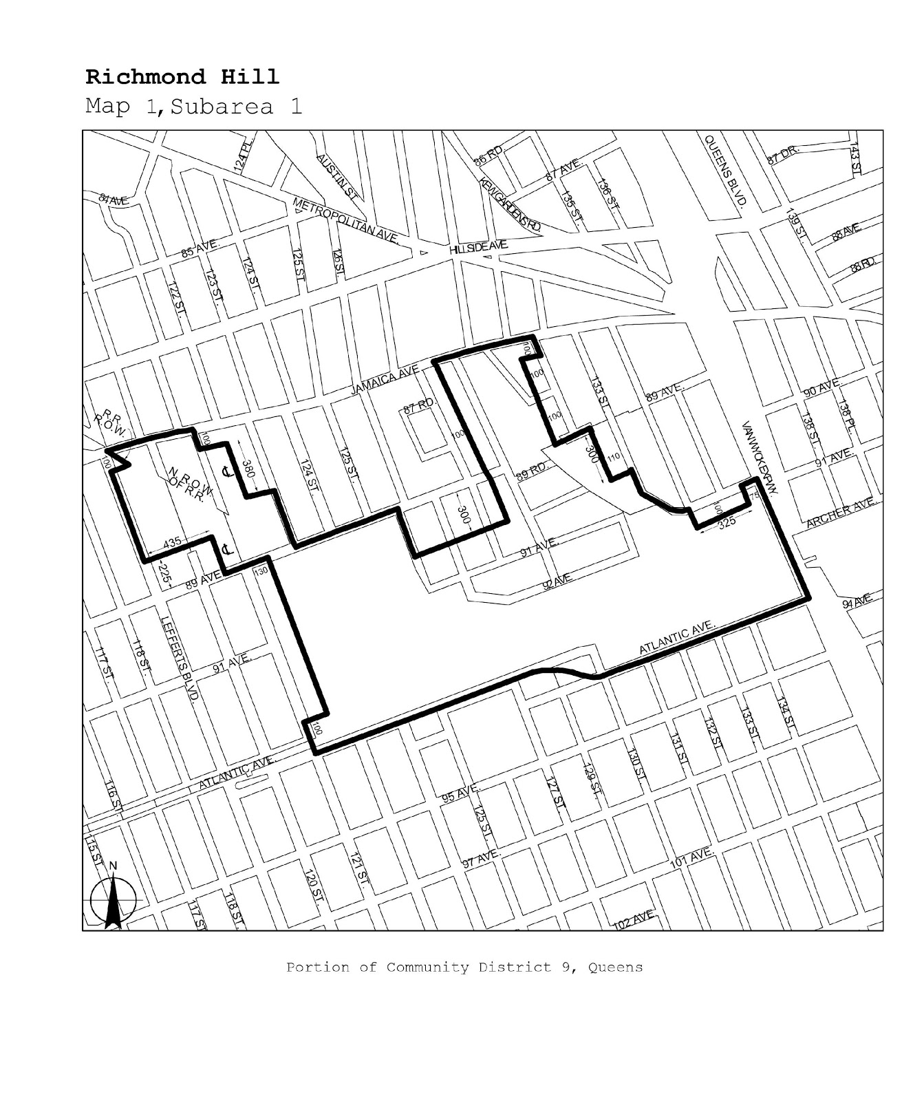 Zoning Resolutions J-Designated Areas Within Manufacturing Districts.48