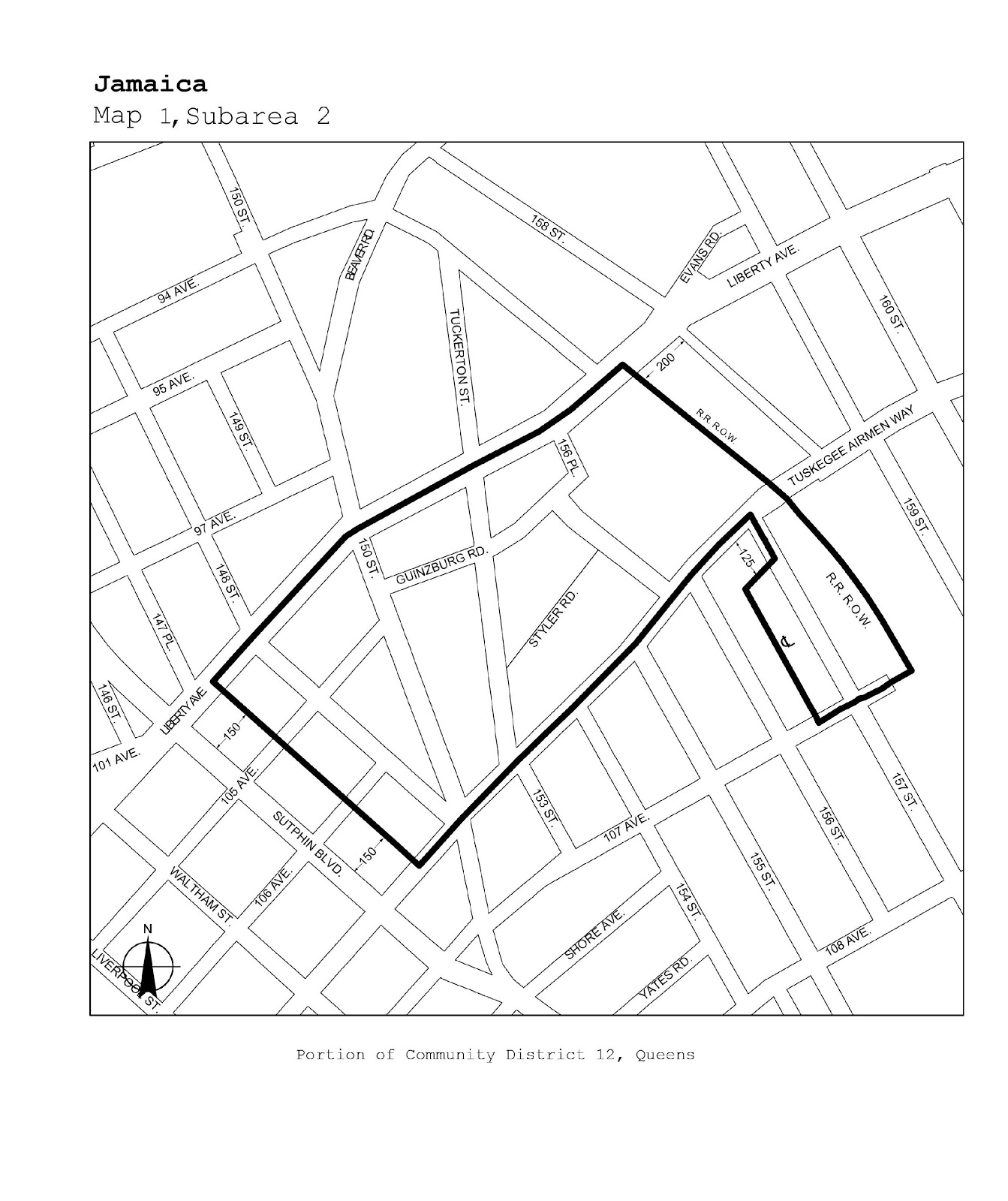 Zoning Resolutions J-Designated Areas Within Manufacturing Districts.49