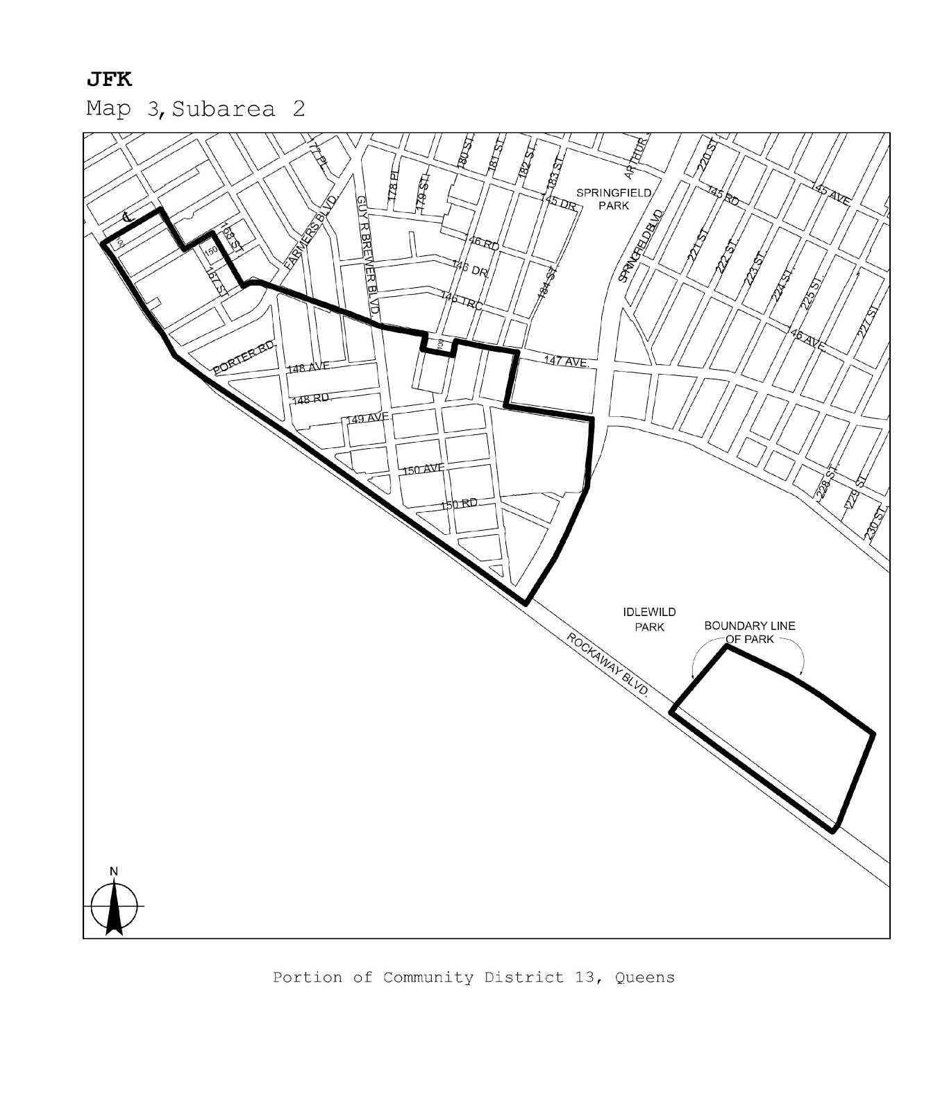 Zoning Resolutions J-Designated Areas Within Manufacturing Districts.54