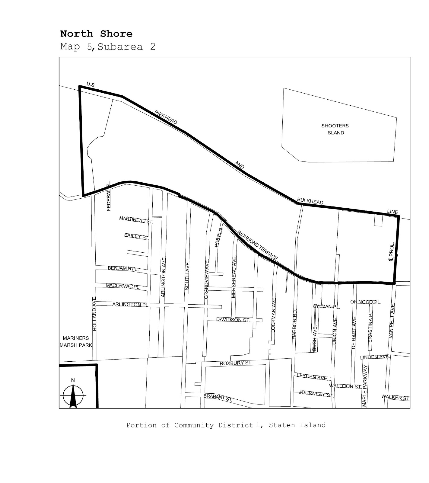 Zoning Resolutions J-Designated Areas Within Manufacturing Districts.59