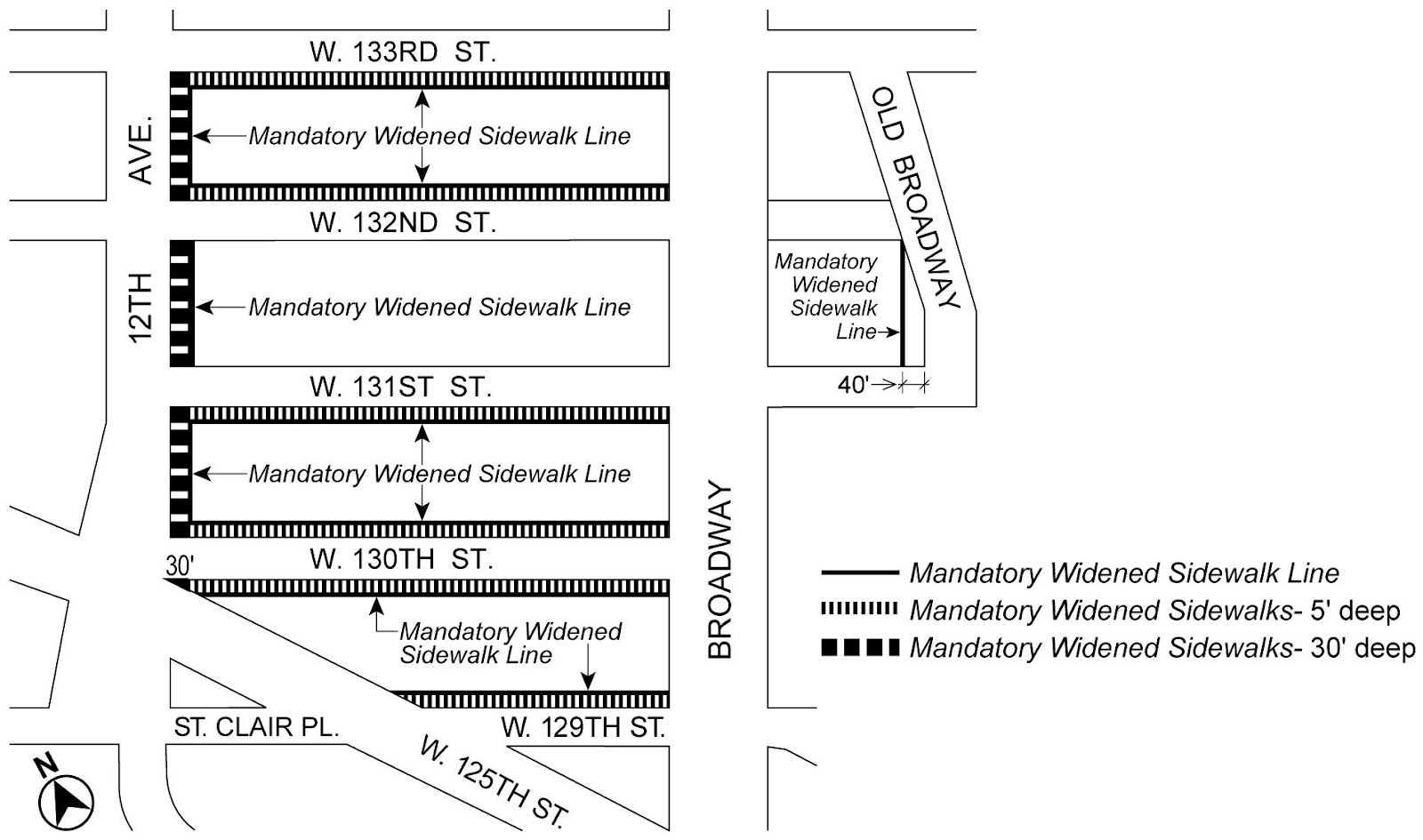 Zoning Resolutions Chapter 4: Special Manhattanville Mixed Use District Appendix A.2