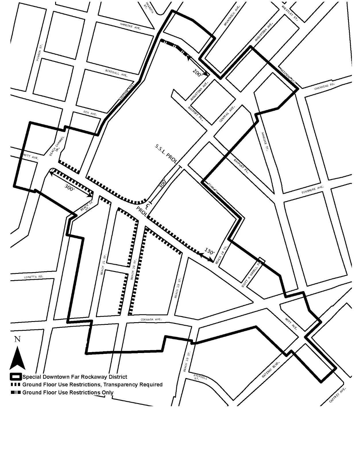 Zoning Resolutions Chapter 6: Special Downtown Far Rockaway District APPENDIX.2