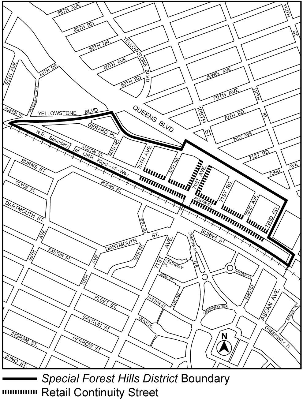 Zoning Resolutions Chapter 6: Special Forest Hills District Appendix.0
