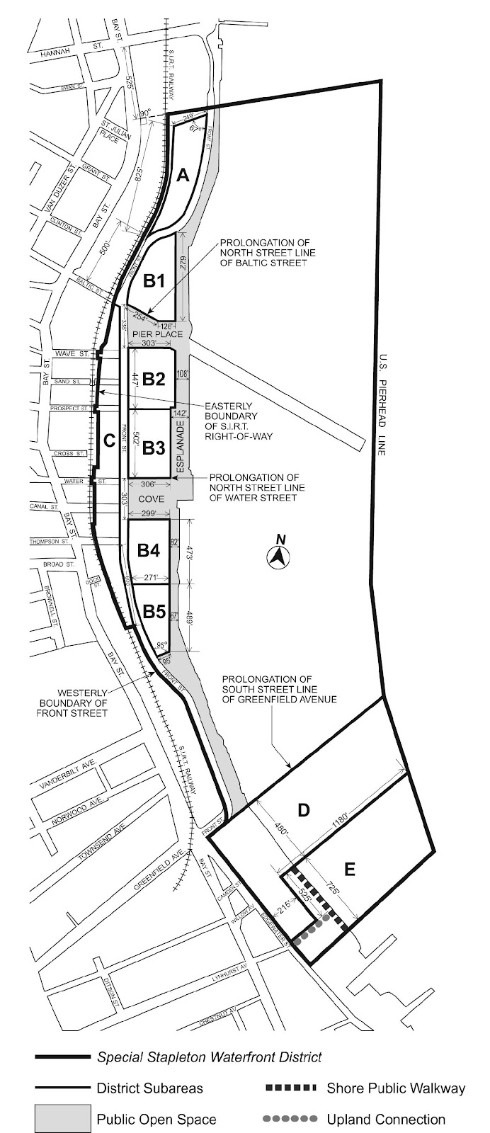 Zoning Resolutions Chapter 6: Special Stapleton Waterfront District Appendix A.0