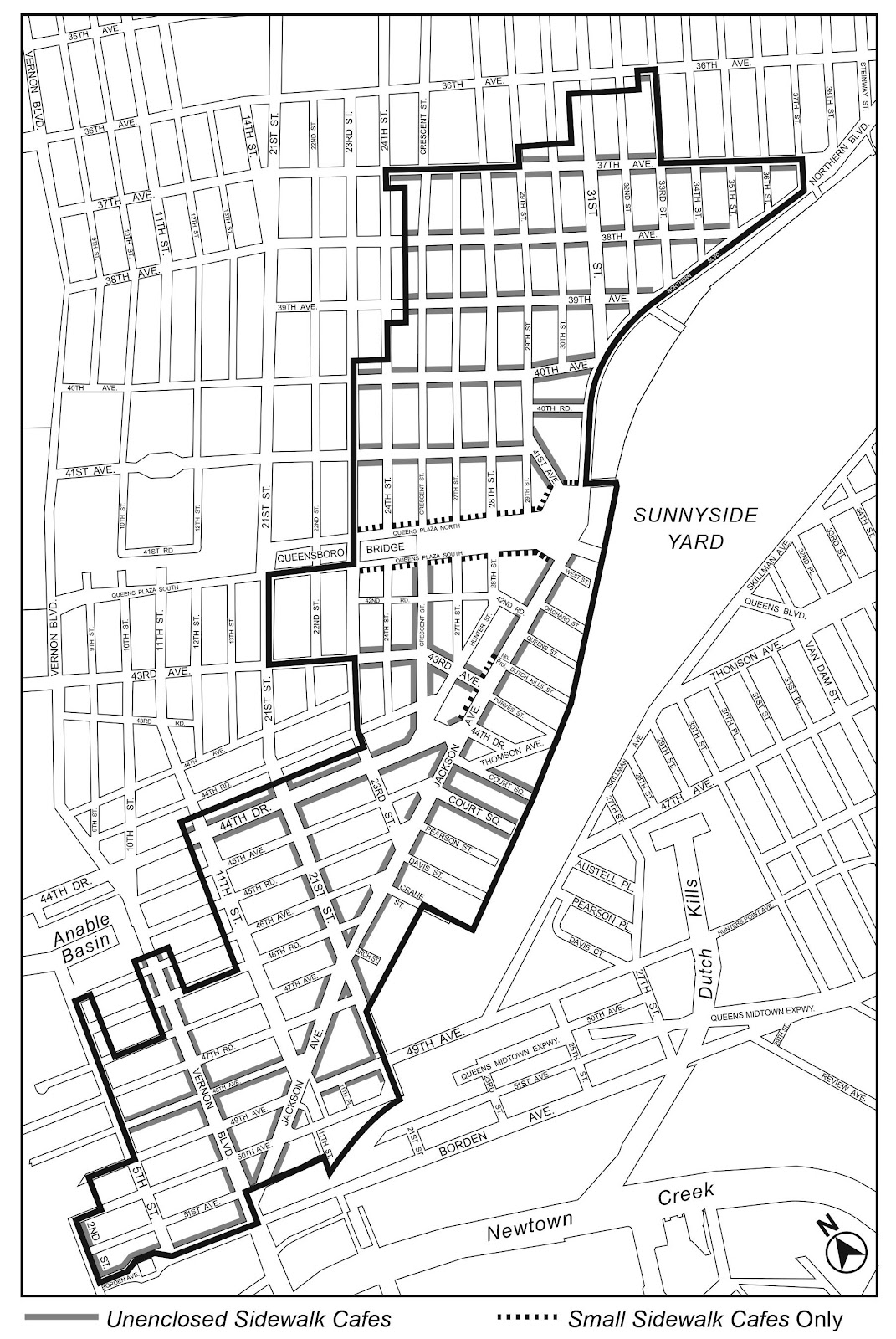 Zoning Resolutions Chapter 7: Special Long Island City Mixed Use District Appendix A.1
