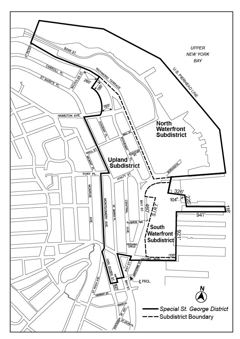 Zoning Resolutions Chapter 8: Special St. George District  Appendix.0