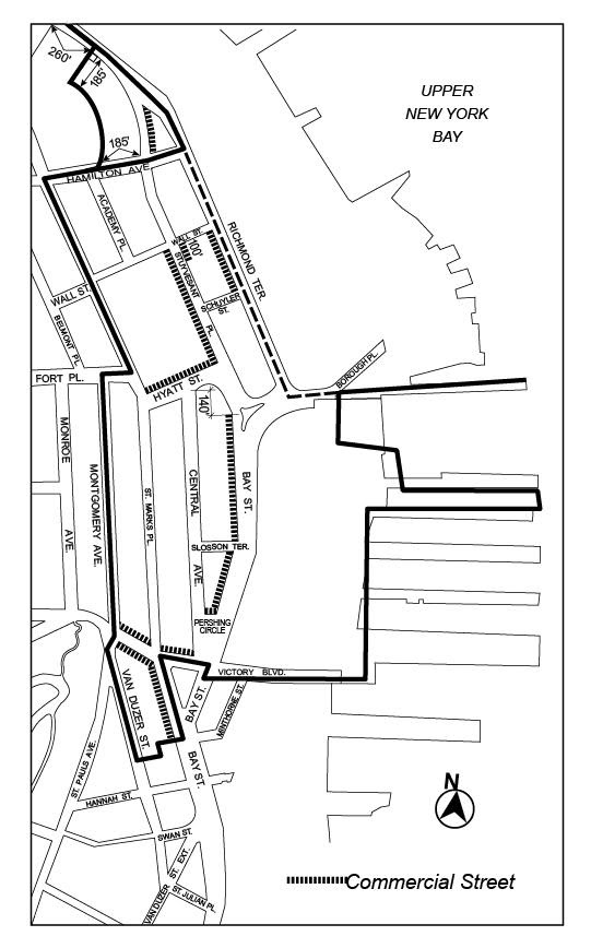Zoning Resolutions Chapter 8: Special St. George District  Appendix.1