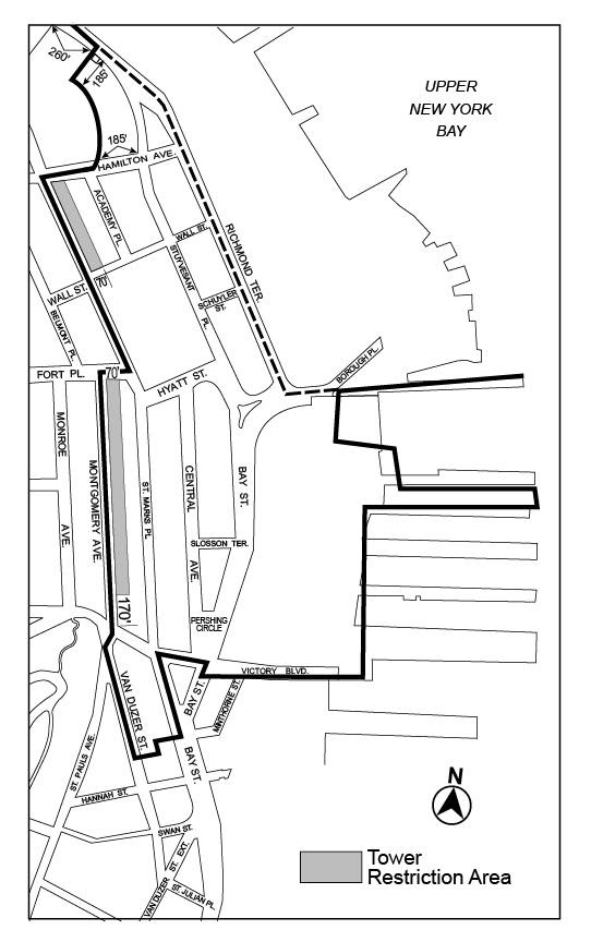 Zoning Resolutions Chapter 8: Special St. George District  Appendix.3