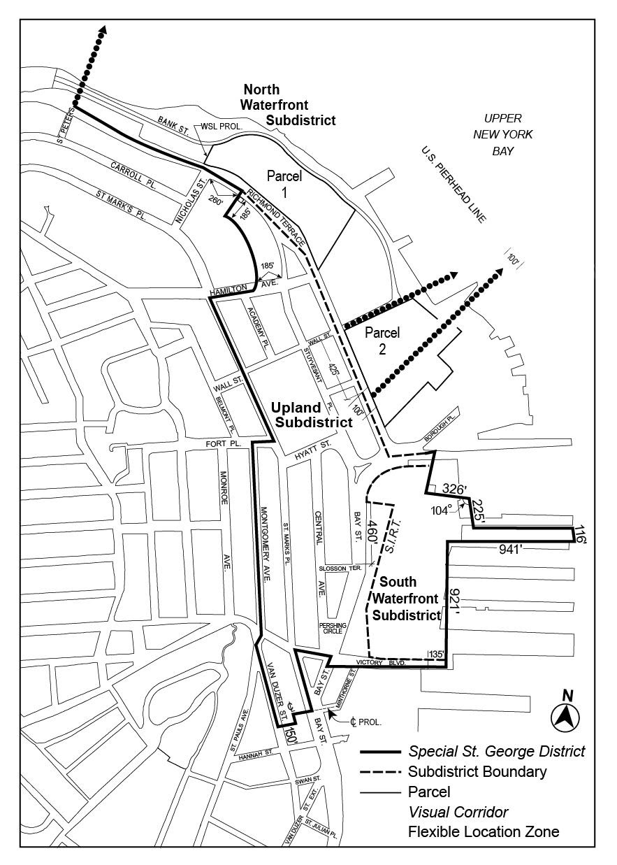 Zoning Resolutions Chapter 8: Special St. George District  Appendix.4